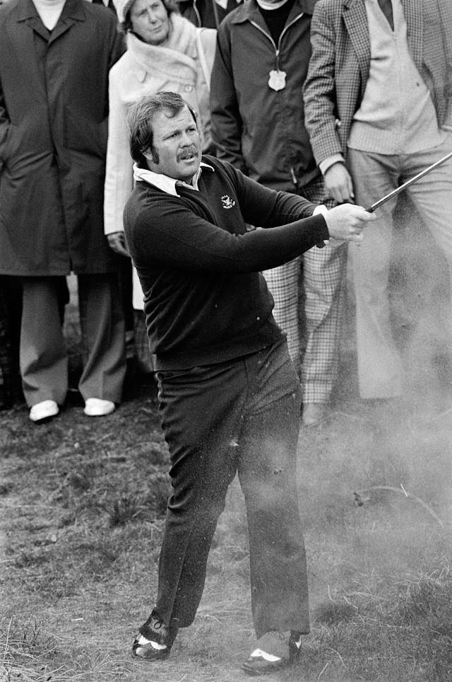 Stadler was 3-0 for the U.S. at St. Andrews, with the American team easily avenging their 1971 loss at St. Andrews, beating the GB&I side 15.5-8.5.