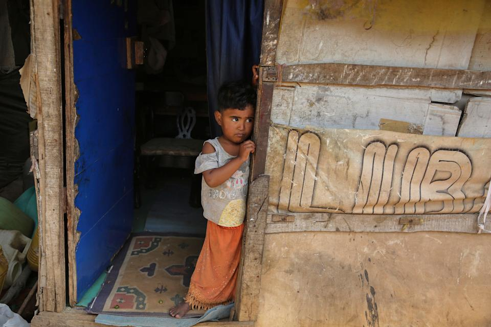 India Rohingya (Copyright 2021 The Associated Press. All rights reserved.)