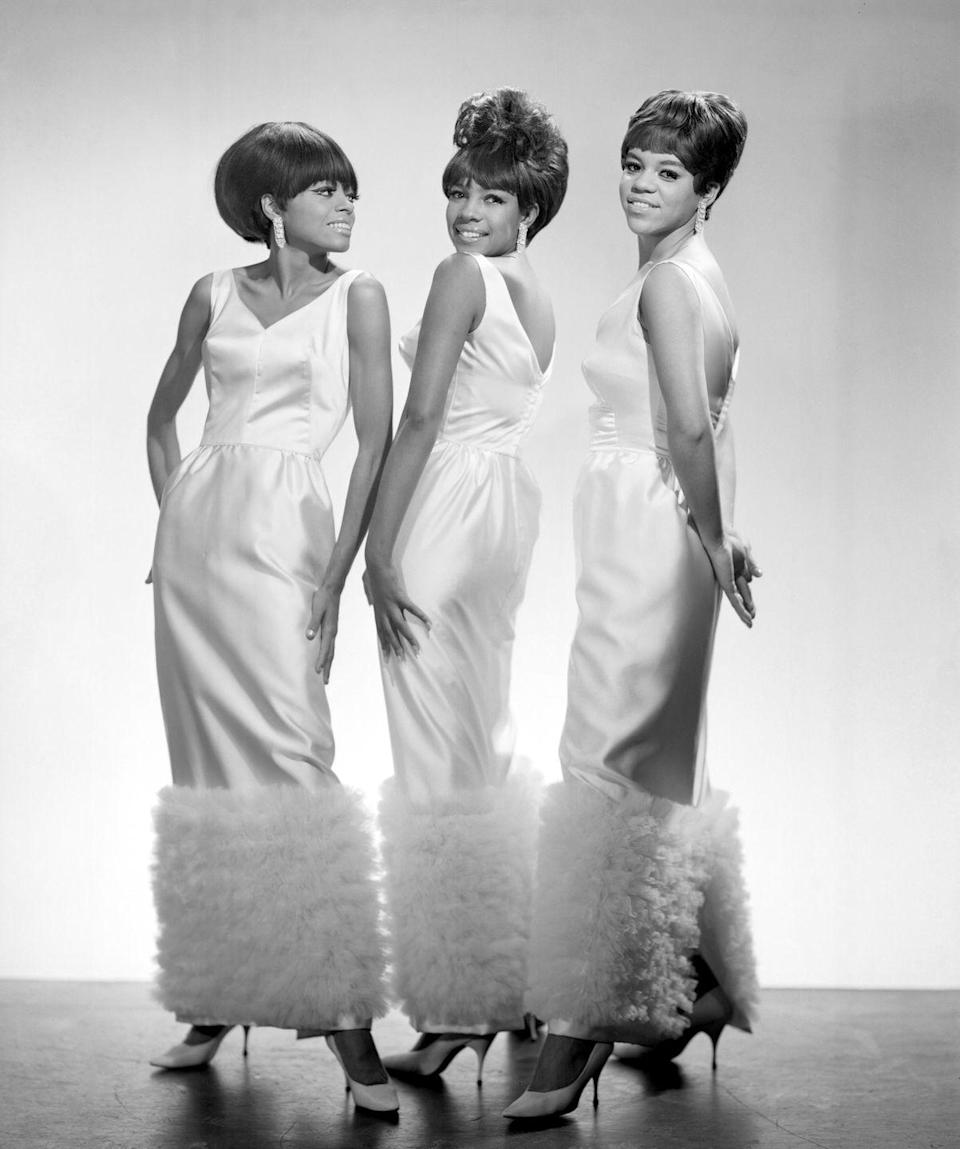 """<p>The group promptly proved that their first hit was no fluke, following it up with four more consecutive <a href=""""https://thesupremes.fandom.com/wiki/Where_Did_Our_Love_Go%3F"""" rel=""""nofollow noopener"""" target=""""_blank"""" data-ylk=""""slk:number one hit songs"""" class=""""link rapid-noclick-resp"""">number one hit songs</a>.</p>"""