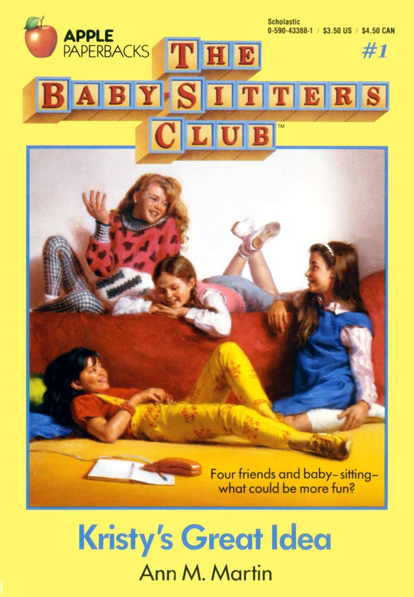 <p>Ann M. Martin's series, published between 1986 and 2000, sold more than 176 million copies and spawned a television series, film, and spinoff books. A group of middle-school students form a business to help parents find babysitters from the club, but the real appeal from the books was the diverse characters for every reader, from sporty Kristy to artsy Claudia to hippie Dawn. They had different backgrounds and dealt with diverse issues in their lives, but they always supported each other. <i>(Source: Scholastic)</i></p>