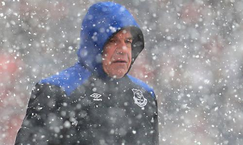 Wretched football, erroneous boasts: Sam Allardyce was an Everton misfit
