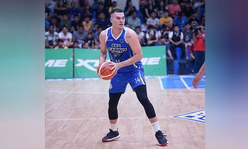 Will McAloney eager to learn from fellow Cebuano JR Quiñahan