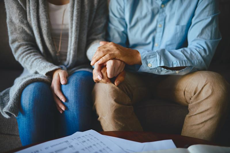 Here's why now might be the best time to start couples' therapy — or to make an even deeper commitment to already-in-progress counseling. (Photo: Getty Images)
