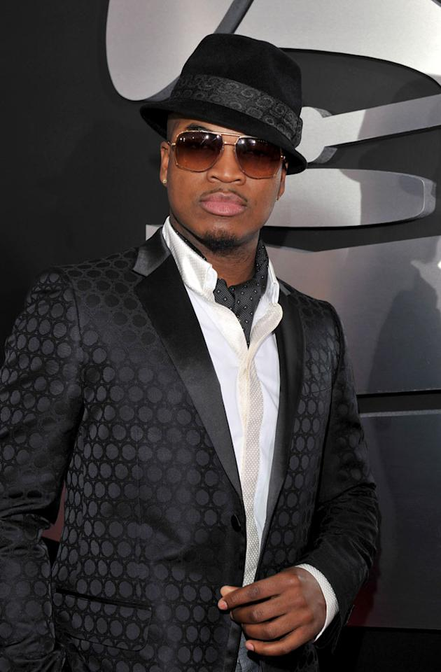 """<a href=""""/ne-yo/contributor/2200794"""">Ne-Yo</a> arrives at the 51st Annual Grammy Awards at the Staples Center on February 8, 2009, in Los Angeles."""