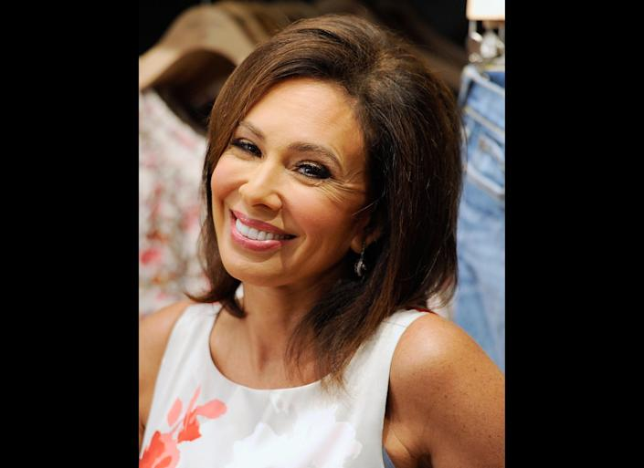 NEW YORK, NY - AUGUST 10: Media personality Judge Jeanine Pirro attends the Love is Not Abuse iPhone app launch at the Lucky Brand Store on August 10, 2011 in New York City. (Photo by Jemal Countess/Getty Images)