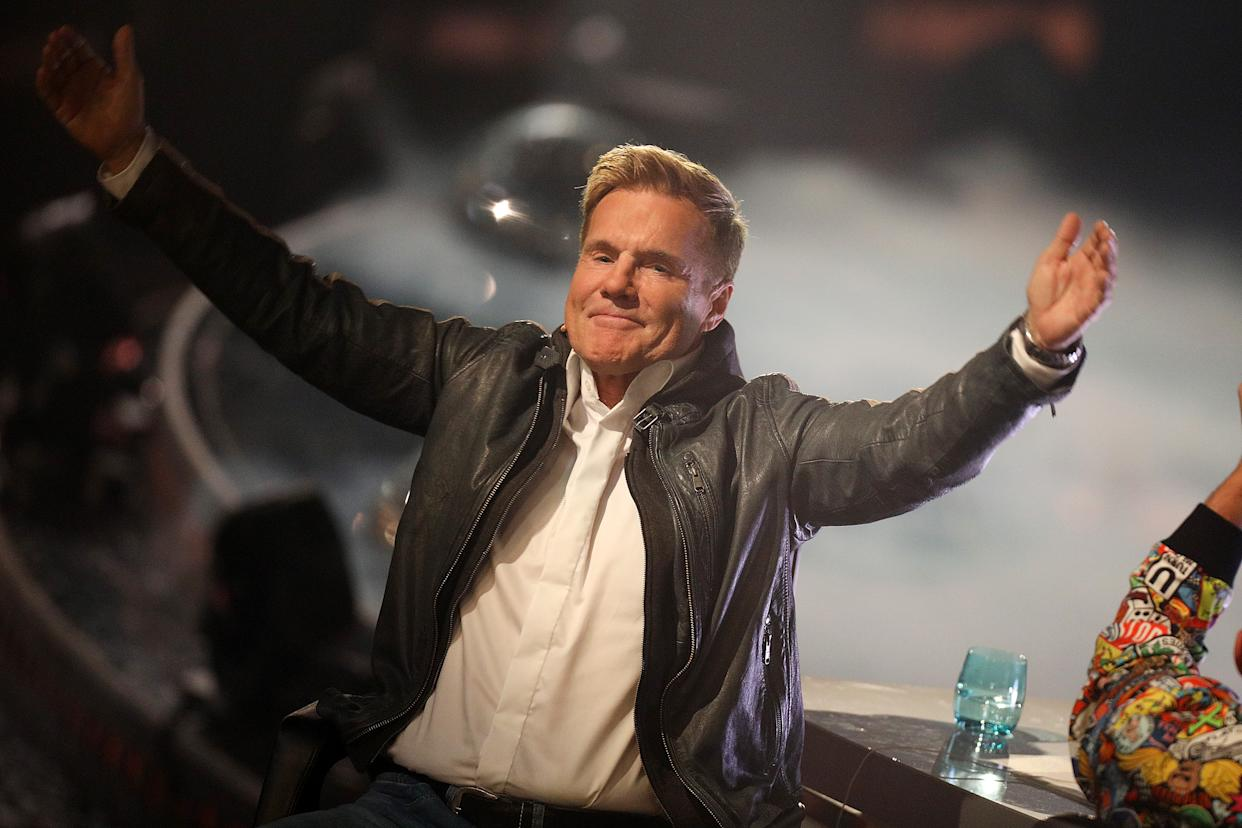 COLOGNE, GERMANY - APRIL 06: Dieter Bohlen during the first event show of the tv competition