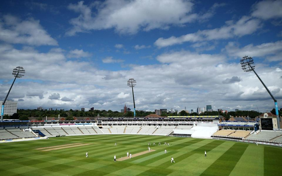 Scyld Berry's county cricket diary: Four grounds in four days... what life is like as the Bob Willis trophy begins