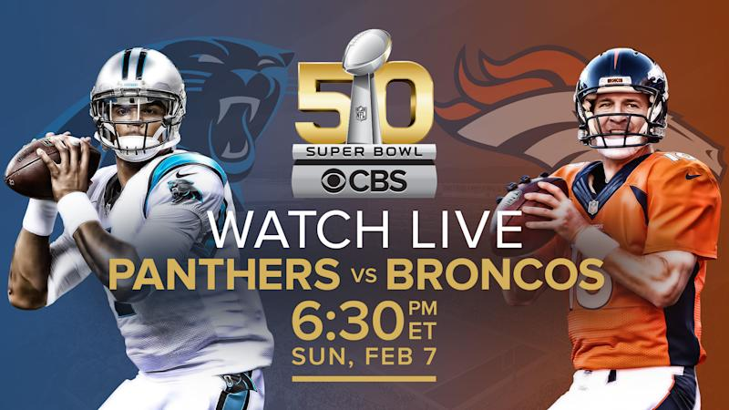 ffe7924f How to stream Super Bowl 50 online for free without cable