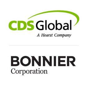 Bonnier Corp. Selects CDS Global as New Business Solutions Provider