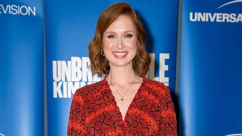 Ellie Kemper Gives Birth to Second Child -- See Her Sweet Announcement