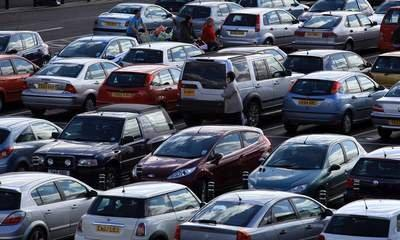 Britons Spending £8bn A Year On Parking
