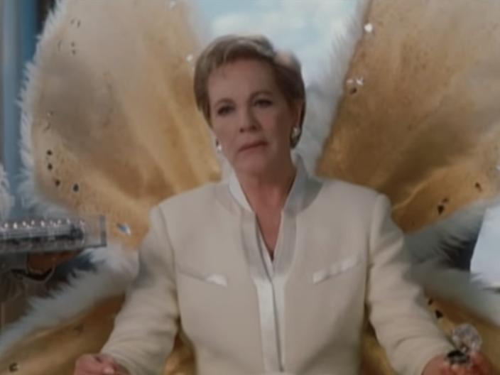 the tooth fairy julie andrews