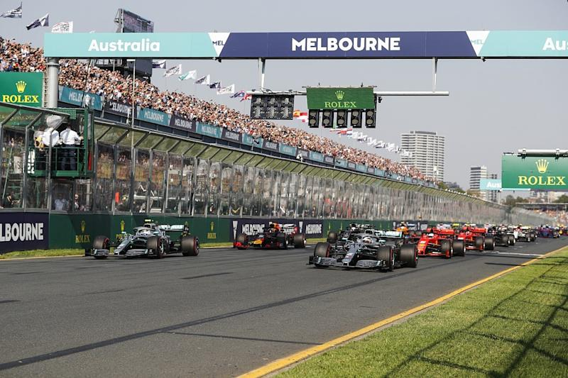 Melbourne gets Australian Grand Prix extension