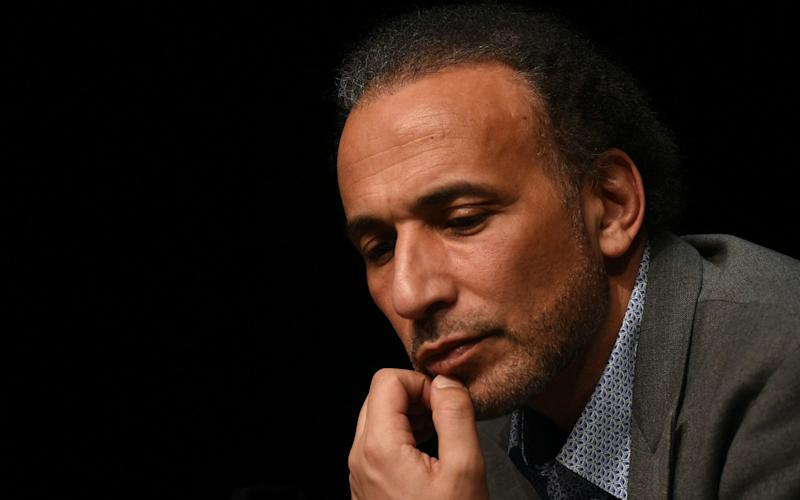 Tariq Ramadan vehemently denies the allegations - AFP