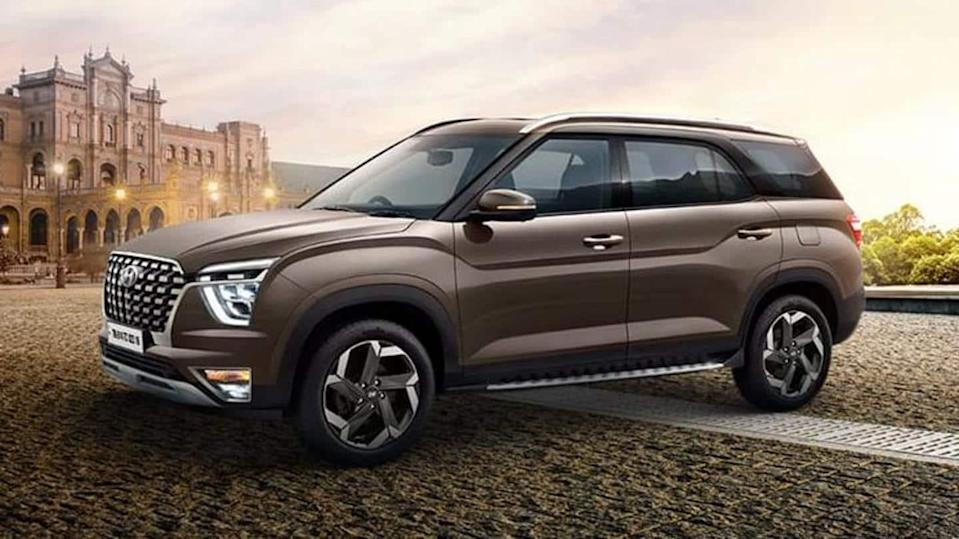 Hyundai ALCAZAR Platinum (O) 7-seater launched at Rs. 19.6 lakh
