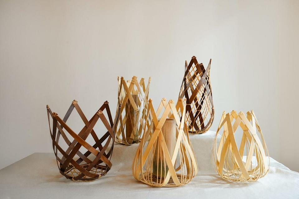 """<p>By showcasing more than fifty inventive pieces, this exhibition from Hong Kong arts hub Crafts on Peel aims to highlight the breadth of ways in which bamboo craft is being revitalised in Hong Kong and across Asia, both by traditional craftsmen and contemporary artisans. Alongside videos that trace the making process, there are workshops and live demonstrations. Soho Works, 180 Strand, 4-10 October, <a href=""""https://www.craftsonpeel.com"""" rel=""""nofollow noopener"""" target=""""_blank"""" data-ylk=""""slk:craftsonpeel.com"""" class=""""link rapid-noclick-resp"""">craftsonpeel.com</a><br></p>"""