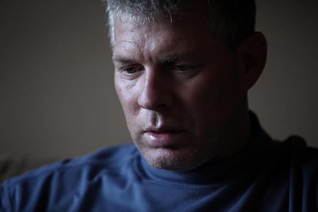 Lenny Dykstra is not happy his libel suit was thrown out. (Photo by Katie Falkenberg/Los Angeles Times via Getty Images)