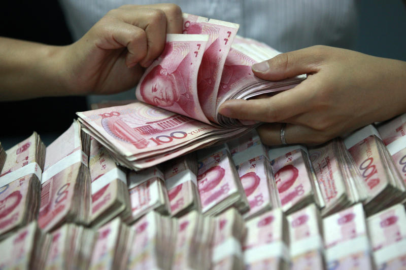 China's inflation eases, giving room for stimulus