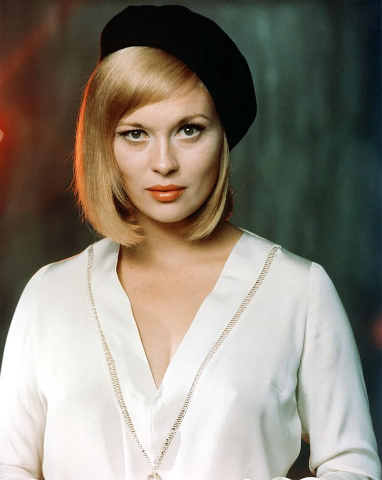 """<p>Take note from Faye Dunaway in <em>Bonnie and Clyde</em> and add an edge to the classic look by tilting a black beret to the side for the ultimate cool-girl vibe.</p><p>Janessa Leone hat, $155, <a href=""""https://www.shopbop.com/renee-beret-janessa-leone/vp/v=1/1535591827.htm?fm=search-viewall&os=false"""" target=""""_blank"""">shopbop.com</a>.</p><p><a class=""""body-btn-link"""" href=""""https://go.redirectingat.com?id=74968X1596630&url=https%3A%2F%2Fwww.shopbop.com%2Frenee-beret-janessa-leone%2Fvp%2Fv%3D1%2F1535591827.htm%3Ffm%3Dsearch-viewall%26os%3Dfalse&sref=http%3A%2F%2Fwww.harpersbazaar.com%2Ffashion%2Ftrends%2Fg5125%2Fhow-to-style-a-beret%2F"""" target=""""_blank"""">SHOP NOW</a></p>"""