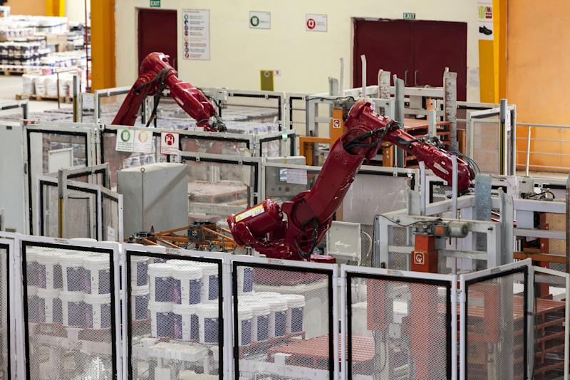 Startup Gets Ready for Factory Robots Working Alongside Humans