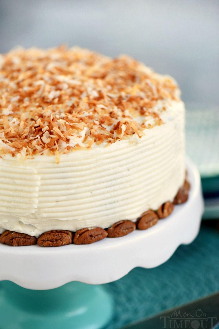 """<p>Dinner guests will never believe this cake is made without oil or butter.</p><p><strong>Get the recipe at <a href=""""http://www.momontimeout.com/2016/03/slow-cooker-carrot-cake-recipe/"""" rel=""""nofollow noopener"""" target=""""_blank"""" data-ylk=""""slk:Mom On Time Out"""" class=""""link rapid-noclick-resp"""">Mom On Time Out</a>. </strong></p>"""