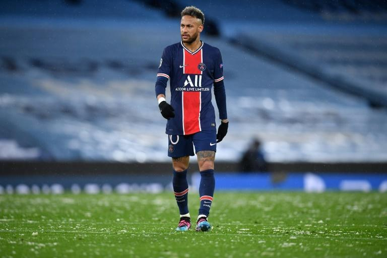 Another Champions League campaign ends in disappointment for Neymar and PSG