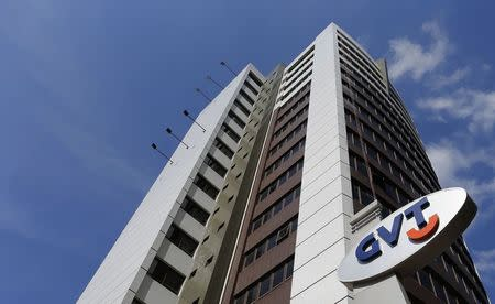The headquarters of Brazilian broadband company GVT is seen in Curitiba August 28, 2014. REUTERS/Rodolfo Buhrer