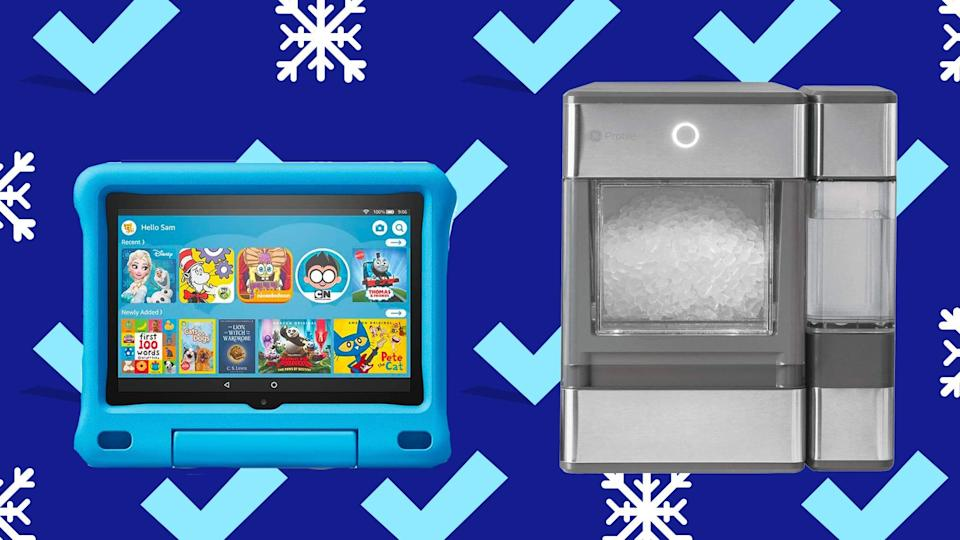 This Monday, enjoy tremendous savings at Amazon on cult-favorite ice makers, tablets and more.