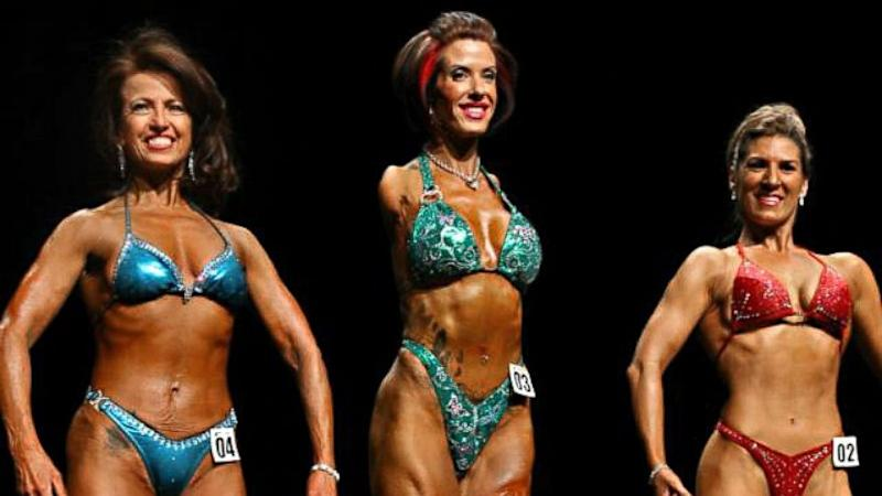Armless Body Builder Inspires Fitness World With Her Ability