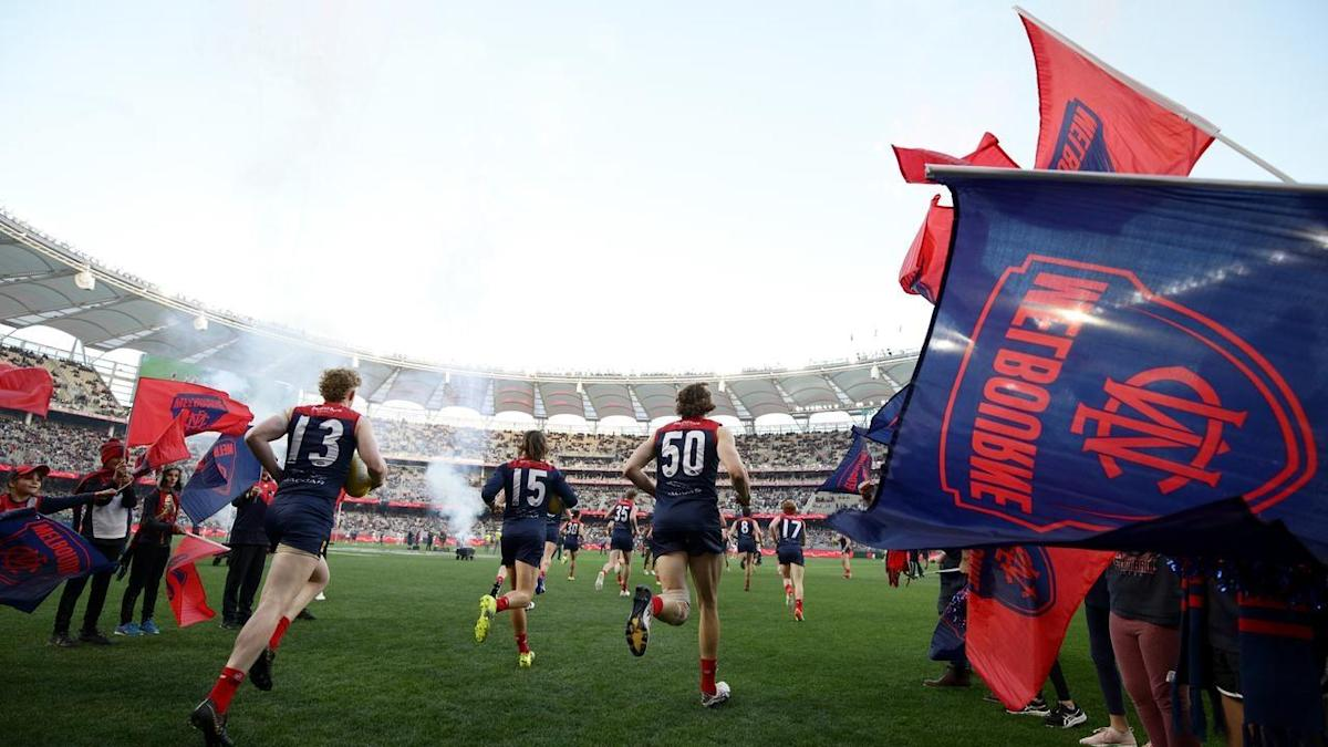 AFL mergers almost ended Demons and Dogs