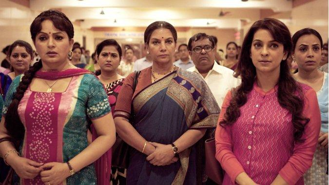 <p>While it may not have made much of a splash in the box office, Chalk n Duster is noteworthy for bringing up a topic that needs to be addressed: that of the rampant corruption and privatisation that exists in the education system today. Vidya, played by Shabana Azmi and Jyoti, played by Juhi Chawla, are two teachers who are in the profession because of their passion for teaching. Their students love and respect them and all is well until their school gets taken over by a new management whose eyes are only on profits. The sincere teachers take on the system to protect a profession they love so much – teaching. </p>