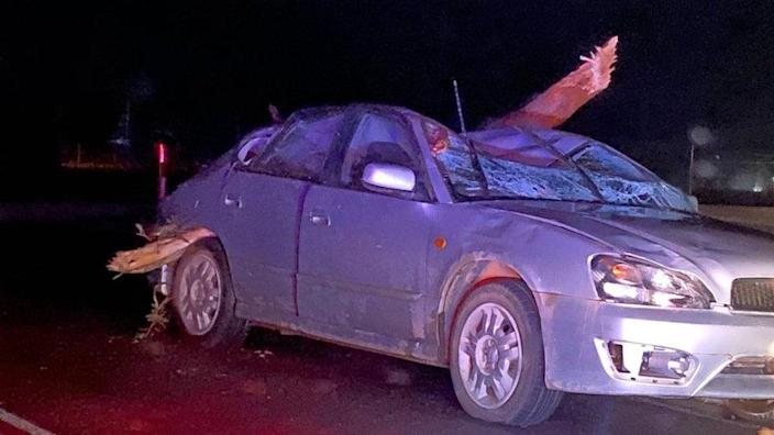 The storm caused immense damage across the state
