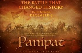 Arjun Kapoor, Sanjay Dutt starrer 'Panipat' to release on December 6