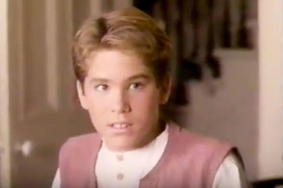 <p>For his first role, Reynolds starred in this Canadian film about a boy trying to save his family's home from being destroyed.</p>