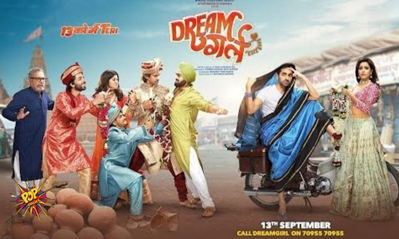 Ayushmann Khurrana- Dream Girl-min