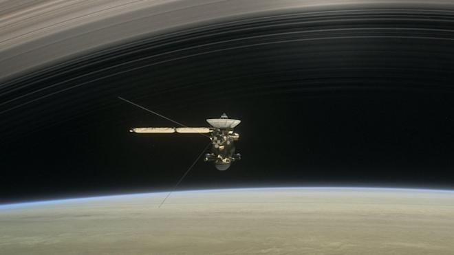 nasa, Saturn, Cassini, space,