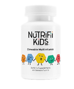 Nutrifii Kids™ chewable multivitamin is an all-encompassing daily supplement that's meticulously formulated to support the healthy development of children and adolescents.