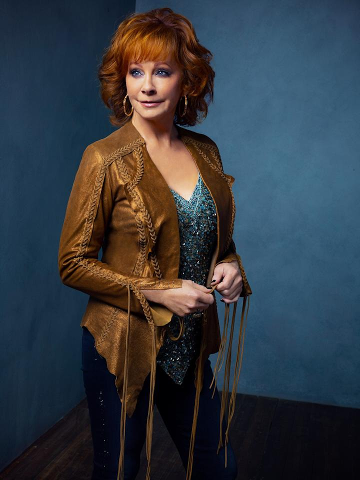 """""""Single names!"""" King said. """"You can say Reba, and everyone knows exactly who you're talking about."""""""