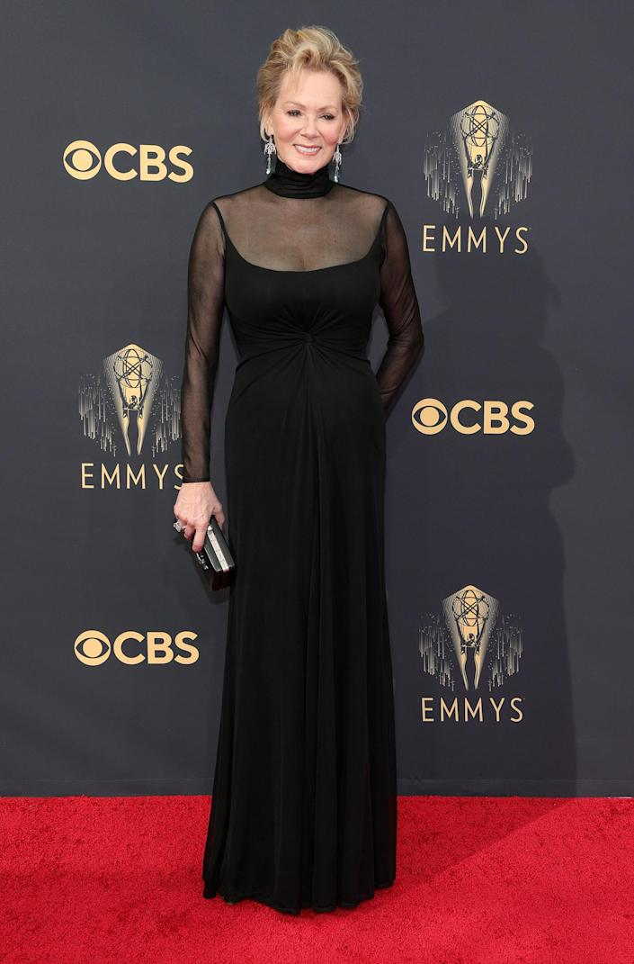 Jean Smart Emmys red carpet 2021 (Rich Fury / Getty Images)