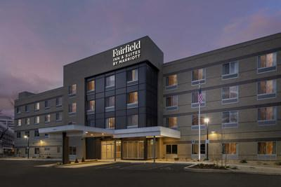 The debut of Fairfield by Marriott Inn & Suites Denver Tech Center North marks the brand's 1,000th property opening milestone