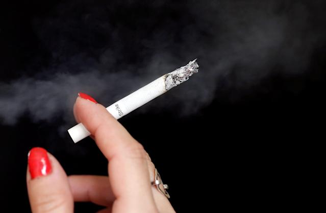 Particles from thirdhand smoke can cling to items in your home. (Regis Duvignau / Reuters)