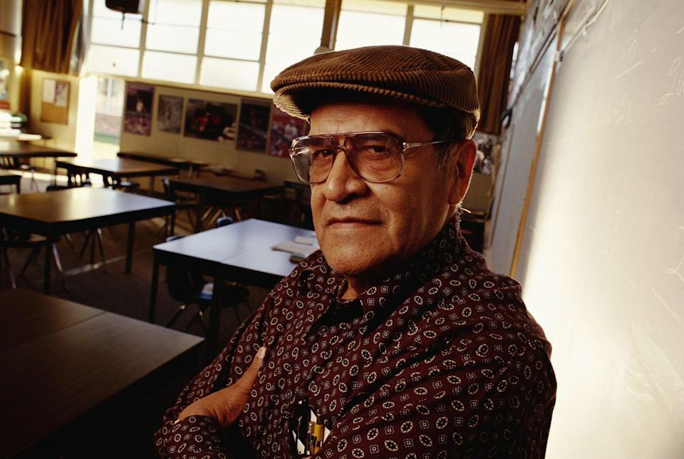 <p>Accused of cheating on an Advanced Placement Calculus exam, Latino students at an East Los Angeles high school are asked to take the test again. Their teacher, Jaime Escalante, helps the class deal with the racial bias involved in them having to retake the test and, oh yeah, pass it a second time.</p>