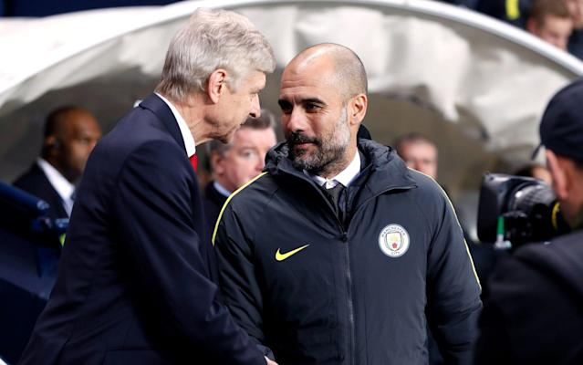 "Arsene Wenger has flatly dismissed the suggestion that Pep Guardiola has set new standards in management ahead of a League Cup final on Sunday that could further cement his own place in British football history. Victory would make Wenger only the eighth manager to complete a clean sweep of major domestic English trophies but, even with Arsenal 27 points adrift of Guardiola's City in the Premier League, he rejected the claim on Friday that the former Barcelona and Bayern Munich manager has changed football. Guardiola was also the manager of arguably the greatest club team in football history at Barcelona and has twice won the Champions League as well as hat-tricks of league titles in both Spain and Germany but, asked if the 48-year-old had changed football, Wenger replied: ""No. Why?"" When Wenger was then asked if Guardiola had set a new standard over the past decade with his teams and how they play, he chose instead to highlight the concentration of playing talent at the biggest and richest clubs. ""No, because you look at Barcelona and they are still the best team in Europe,"" said Wenger. ""I think you have to accept that the modern game has changed with the recruitment of the best players in a very small number of clubs and we, as managers, can maybe impart our philosophy. But this game belongs to the players because the importance of the players has become bigger than ever before."" Pep Guardiola is looking to win his first trophy in English football Credit: Getty Images It was an instinctive but revealing response that suggested either supreme confidence or perhaps just a tinge of insecurity, even if it was later stressed that Wenger did not intend any criticism of Guardiola, who he also described as a ""good manager"" with whom he shared a ""love for the game and a positive philosophy"". Indeed, Wenger also revealed that Guardiola is on the long list of celebrated players who almost joined Arsenal during his tenure. That was back in 2001 but Wenger ultimately concluded that he did not need further midfield reinforcement and the 30-year-old Guardiola instead moved from Barcelona to Brescia. ""I talked to him a few times, and once he came to my house because he wanted to play for Arsenal,"" said Wenger. Did he like Guardiola as a player? ""Yes - it was the quality of his decision making and distribution. He played a very quick passing game and that is always our DNA [but] he was over the top of his career already and we had top class players in his position."" Arsenal lost 2-1 to Ostersunds on Thursday Credit: Getty Images With Patrick Vieira then in Arsenal's midfield, it was a reminder of rather different times although it was clear on Friday that Wenger feels that the wider perception of his most recent work is sometimes distorted. Having previously this season described City as a club with ""petrol and ideas…that makes it more efficient"", he underlined on Friday just how difficult it is to win trophies. Wenger's Arsenal were of course Wembley winners against Manchester City in the FA Cup semi-final last April and then also won the final against Chelsea. A fourth trophy in five years on Sunday would ensure the continuation of a record that, for all the frailties, would mean that Arsenal have either finished in the top four or won something in all 22 seasons of Wenger's tenure. ""Trophies are very difficult to win,"" said Wenger. ""Look at the big clubs. Liverpool is a big club. How many times have they won the FA Cup in their whole history? Seven."" Wenger did not elaborate, but was clearly acutely aware that his own all-time record FA Cup tally stands equal at seven. Wenger has won seven FA Cups but no League Cups Credit: Action Images Another landmark could be reached at Wembley. Only Sir Alex Ferguson, George Graham, Joe Mercer, Jose Mourinho, Don Revie, Bill Nicholson and Kenny Dalglish have lifted the league title, FA Cup and League Cup in their managerial careers. It was obvious on Friday that such records do mean a great deal personally to Wenger, even if he probably also know that the narrative that currently surrounds him – and the summer uncertainty over his future - is unlikely to change substantially regardless of Sunday's outcome. There is surely a certain double-standard in those who disparaged top four finishes and no silverware between 2006 and 2013 but remain so critical amid declining league performance whilst now winning trophies, even if Wenger's own emphatic criteria always gave priority to the Premier League and Champions League. The bottom line, also, is that the leading players now regard those two competitions as the ultimate benchmark, above even international football outside of major tournaments. It is why Arsenal would almost certainly still trade Champions League qualification – either by finishing in the Premier League's top four or winning the Europa League – to a victory on Sunday. That, though, should still not diminish what have been genuinely big performances by Arsenal in the FA Cup last year and even in this year's League Cup semi-final win against Chelsea. Those matches do also suggest that they have a realistic chance on Sunday, even if Wenger knows that Arsenal are regarded as bigger outsiders than in last year's Wembley meeting. ""Manchester City is dominating the league in the heads of everybody and so maybe we are more underdogs but we have to believe in our quality,"" he said. ""The history, the fact we have done it before, shows why not do it again. In a final, everyone says you have to be motivated, but it as well to find the right balance between focus, motivation and being relaxed enough to play your game. ""The advantage of playing many finals is that I know how big a day it is. Wembley is always special. The pressure is always immense. You have to be cool. That is the target."""