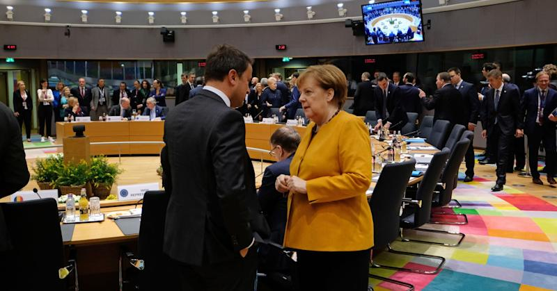 Merkel would be 'dream' EU Commission president, Luxembourg's PM says