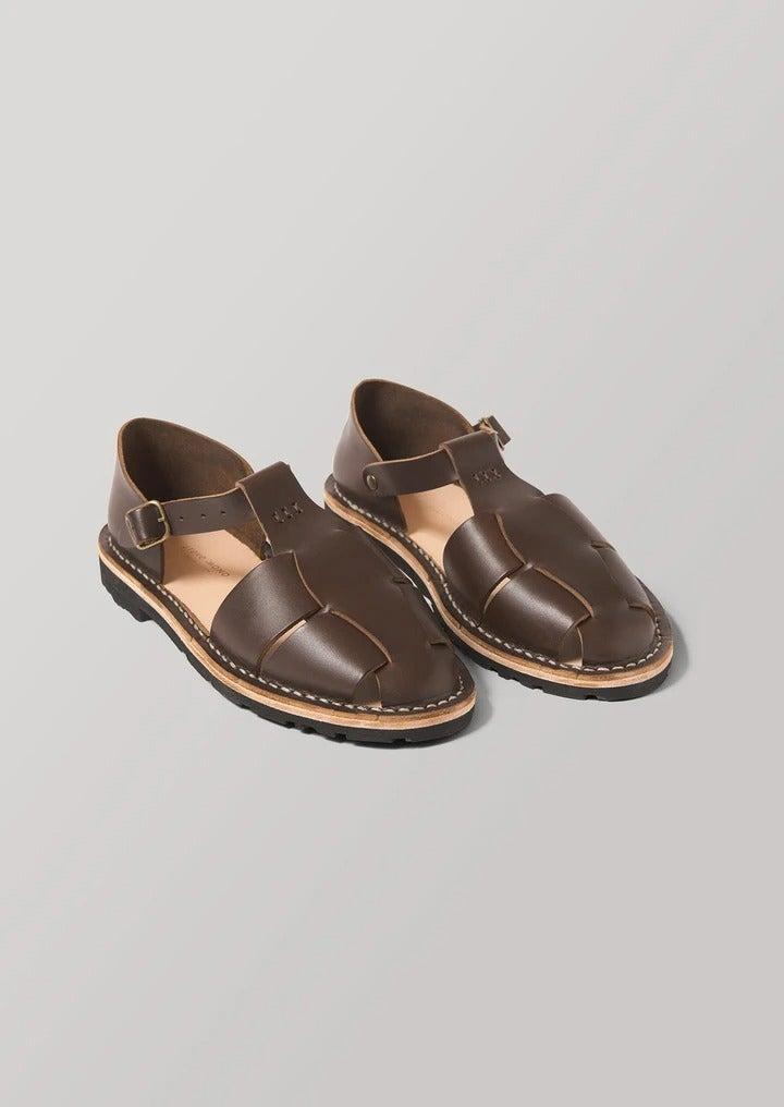 """<br><br><strong>Toast</strong> Steve Mono Artisanal Sandals, $, available at <a href=""""https://www.toa.st/products/steve-mono-artisanal-sandals-chocolate"""" rel=""""nofollow noopener"""" target=""""_blank"""" data-ylk=""""slk:Toast"""" class=""""link rapid-noclick-resp"""">Toast</a>"""