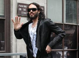 Russell Brand Hits Out At Graham Norton Over Katy Perry Questioning
