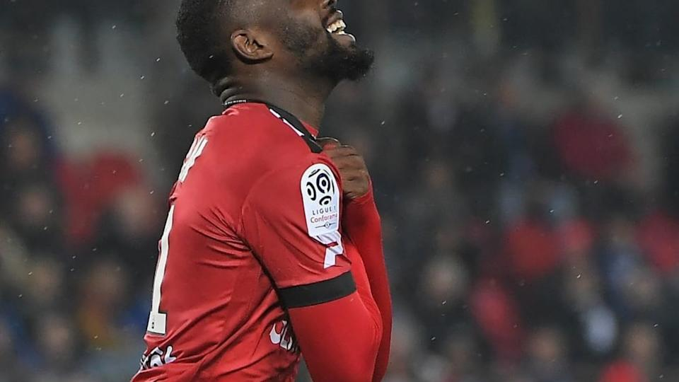 Marcus Thuram con el Guingamp | FREDERICK FLORIN/Getty Images