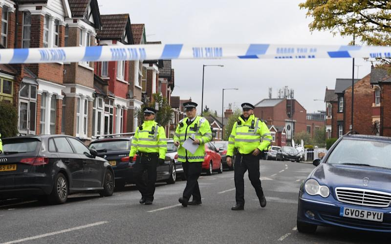 A total of ten people have now been arrested as part of a counter-terror operation - Evening Standard / eyevine