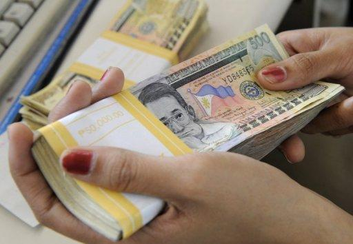 The peso has surged to three-year highs against the dollar this month