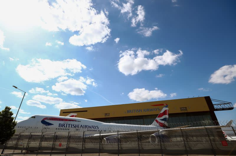 British Airways pilots accept pay cuts, job losses negotiated by union